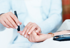 Diabetic Care and Teaching - CareStat LLC - Home Health Care Services